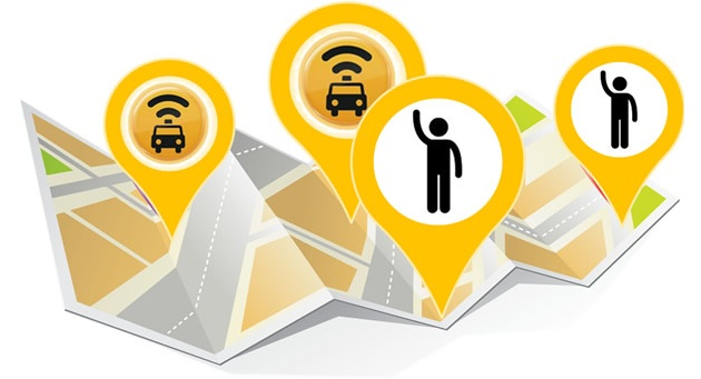 easy taxi homepage